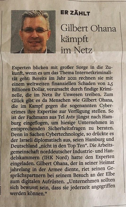 Gilbert Ohana