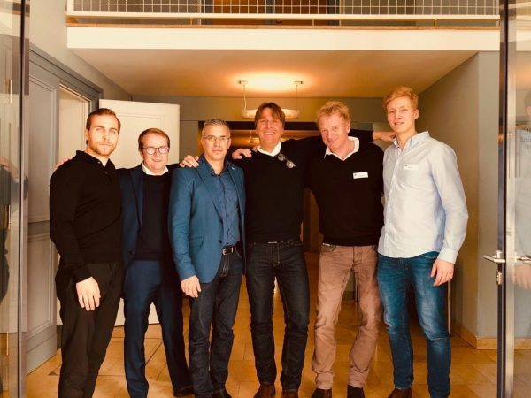 Gilbert Ohana, former CTO of 8200 (Israel Cyber Intelligent Corps) and Partner at FinTLV, a Tel Aviv based Insurance and Fintech Fund, visited Hamburg, where oneVest helped Ohana to connect with investors and potential partners.