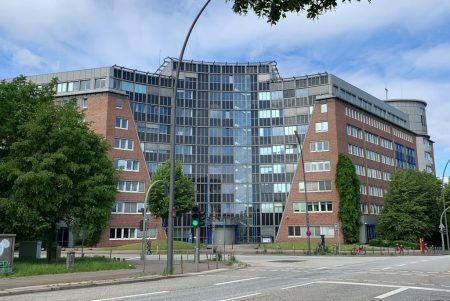 alte Umweltbehörde Hamburg