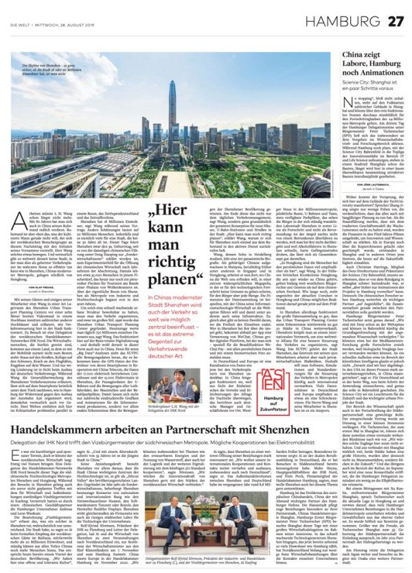 "Daily newspaper: ""DIE WELT"""